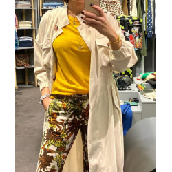 Trench Long velours Oof Wear