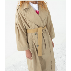 Trench Long Oof Wear