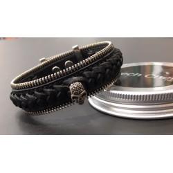 Bracelet python tête de...