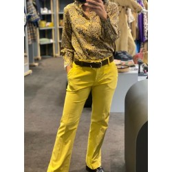 Pantalon True Royal jaune