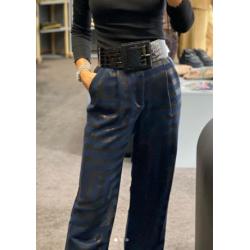 Pantalon Moor Lainage Geo...