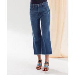Jeans bleu Juan Chloe Stora