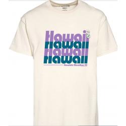 "Tee shirt natural ""HAWAII"""